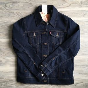 Levi's Jean jacket S nwt